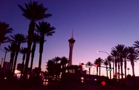 Pondering Gretel Ehrlich in Las Vegas