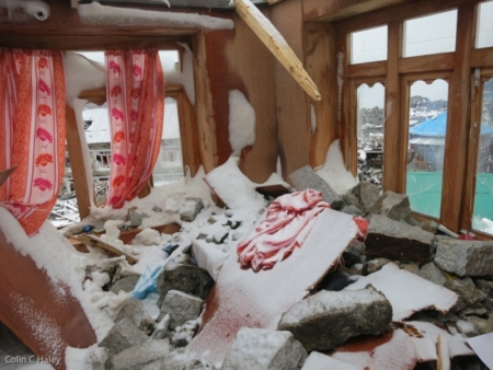 Colin Haley on the Earthquake in the Langtang Valley