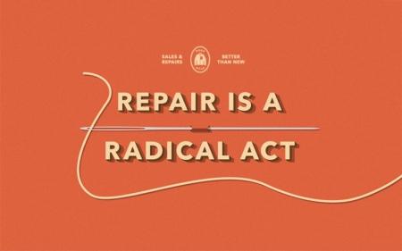 Repair is a Radical Act