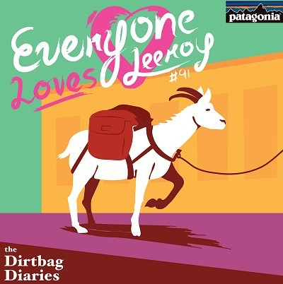 """Listen to """"Everybody Loves LeeRoy"""" Dirtbag Diaries Podcast Episode"""