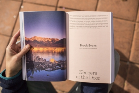 """Brock Evans and our New Book: """"Patagonia Tools for Grassroots Activists"""""""