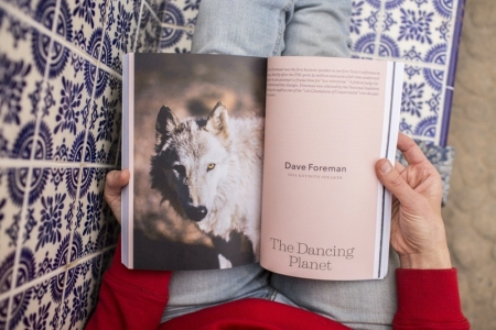 Dave Foreman and our New Book: Patagonia Tools for Grassroots Activists