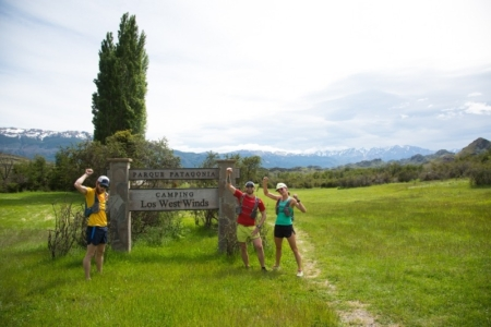 Patagonia Ambassadors Run the New Patagonia Park, Part 1: Arriving