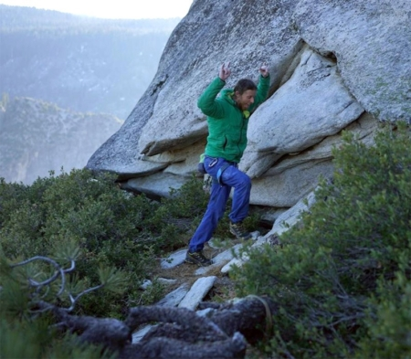 Tommy Caldwell and Kevin Jorgeson Make First Free Ascent of Yosemite's Dawn Wall!