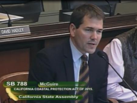 Statement in Support of SB-788: A Bill to Prevent Future Offshore Drilling in Santa Barbara County