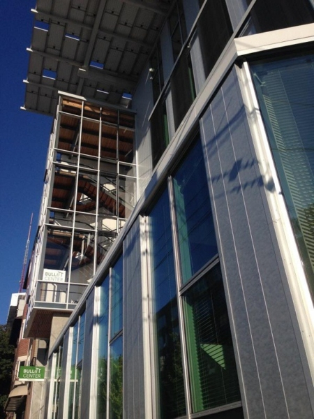 Touring Seattle's Bullitt Center: The greenest commercial building in the world