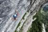 Relay Handoff on a Slovenian Alpine Playground