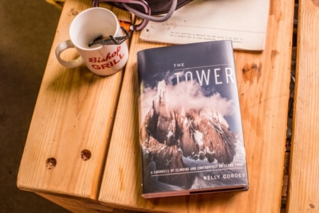 """Excerpt from """"The Tower: A Chronicle of Climbing and Controversy on Cerro Torre"""" by Kelly Cordes"""