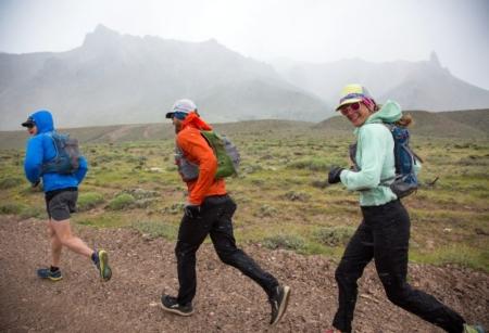 Patagonia Ambassadors Run the New Patagonia Park, Part 2: The Run