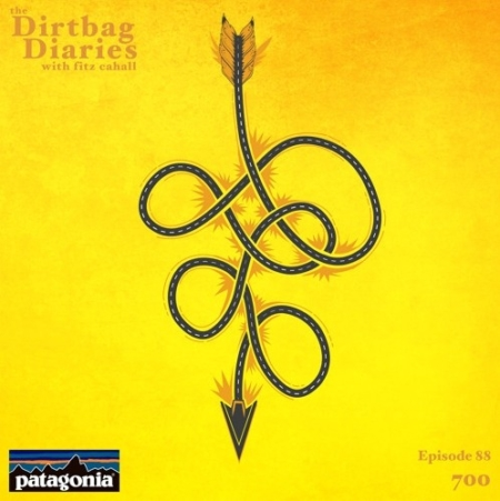"""Listen to """"700"""" Dirtbag Diaries Podcast Episode"""