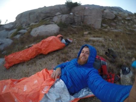 Luke Nelson: Disaster Style on the Sierra High Route