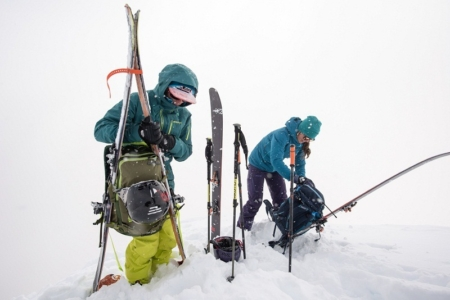 Walking the Ground: Two 'Jumbo Wild' Skiers Talk Wild Places, Community and Activism