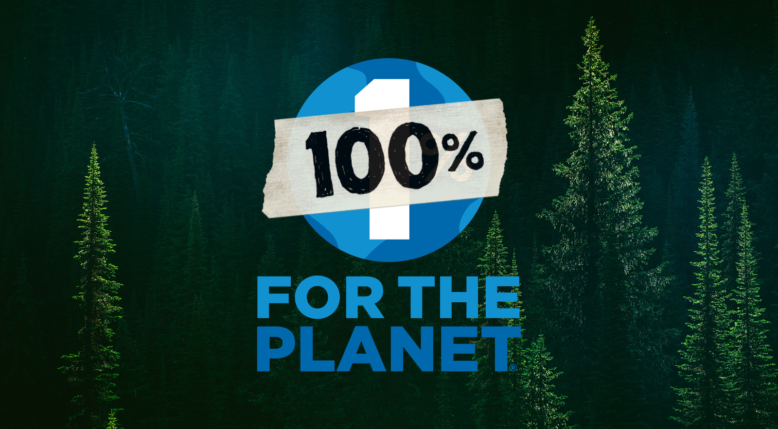 100 Percent Today, 1 Percent Every Day - Patagonia