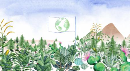 Illustration: Lake Buckley