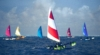Léa Brassy Takes on the Tahiti Nui Holopuni Va'a Channel Crossing Race