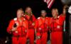 Hillary Fleming and the crew of the James Robert Hanssen