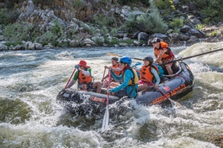 Connecting Two Rivers: The Klamath and the Río Baker