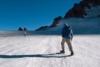Doug Tompkins and Yvon Chouinard climbing Cerro Geezer, Patagonia. Photo: Jeff Johnson