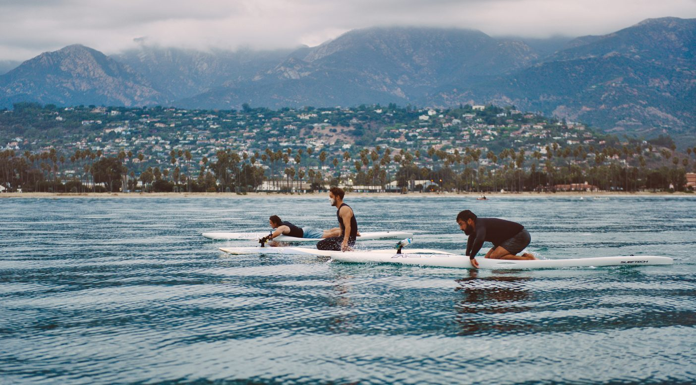 I am not sure I would be on this path to brain surgery had I never chosen to take up paddling, and eventually used it as a tool to raise awareness about the silent disease. Photo: Luke Williams
