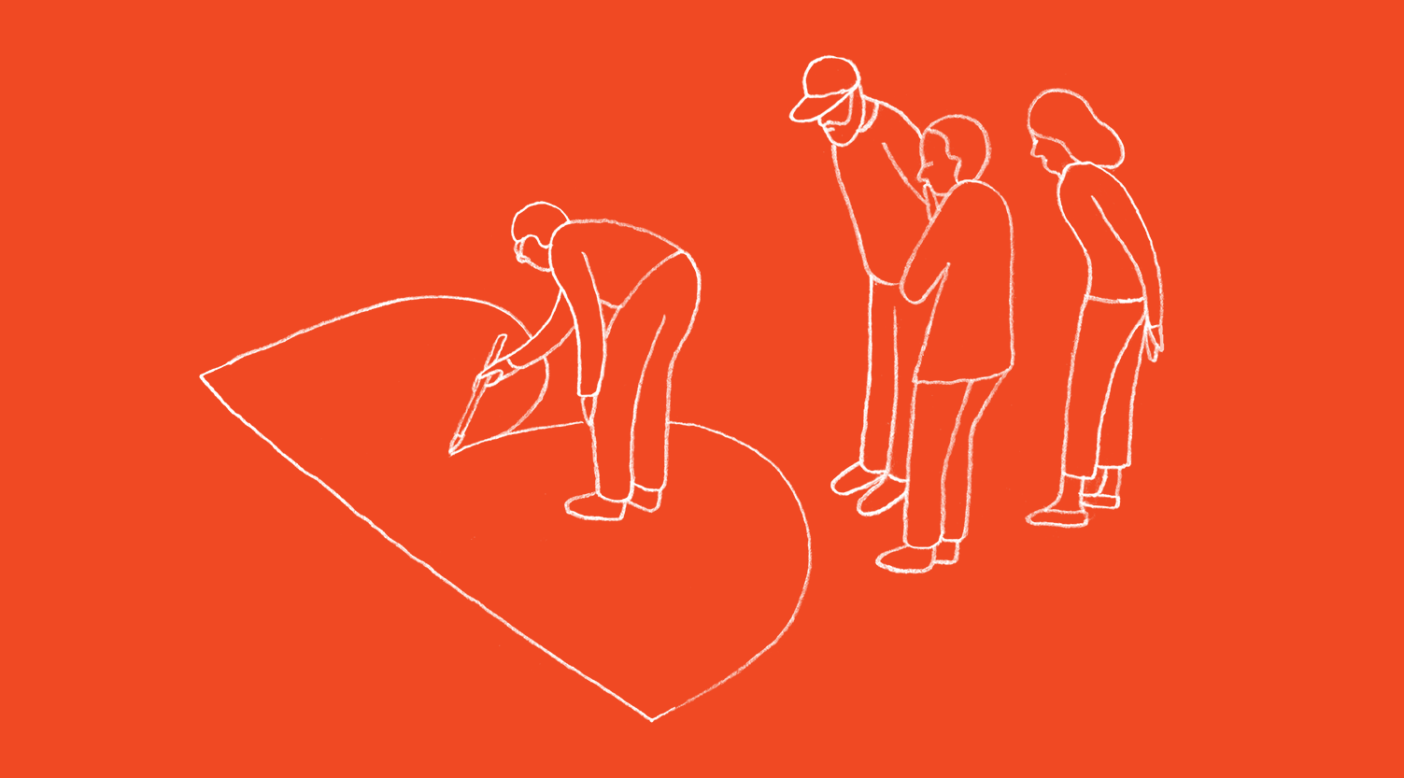 Illustration: Geoff McFetridge