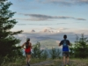 Krissy Moehl and Jeremy Wolf Run from Bellingham to Mt. Baker