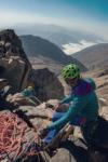 Finding Refuge in Iran's Climbing Culture