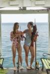 Kimi Werner, Léa Brassy and Liz Clark: Sea Sisters