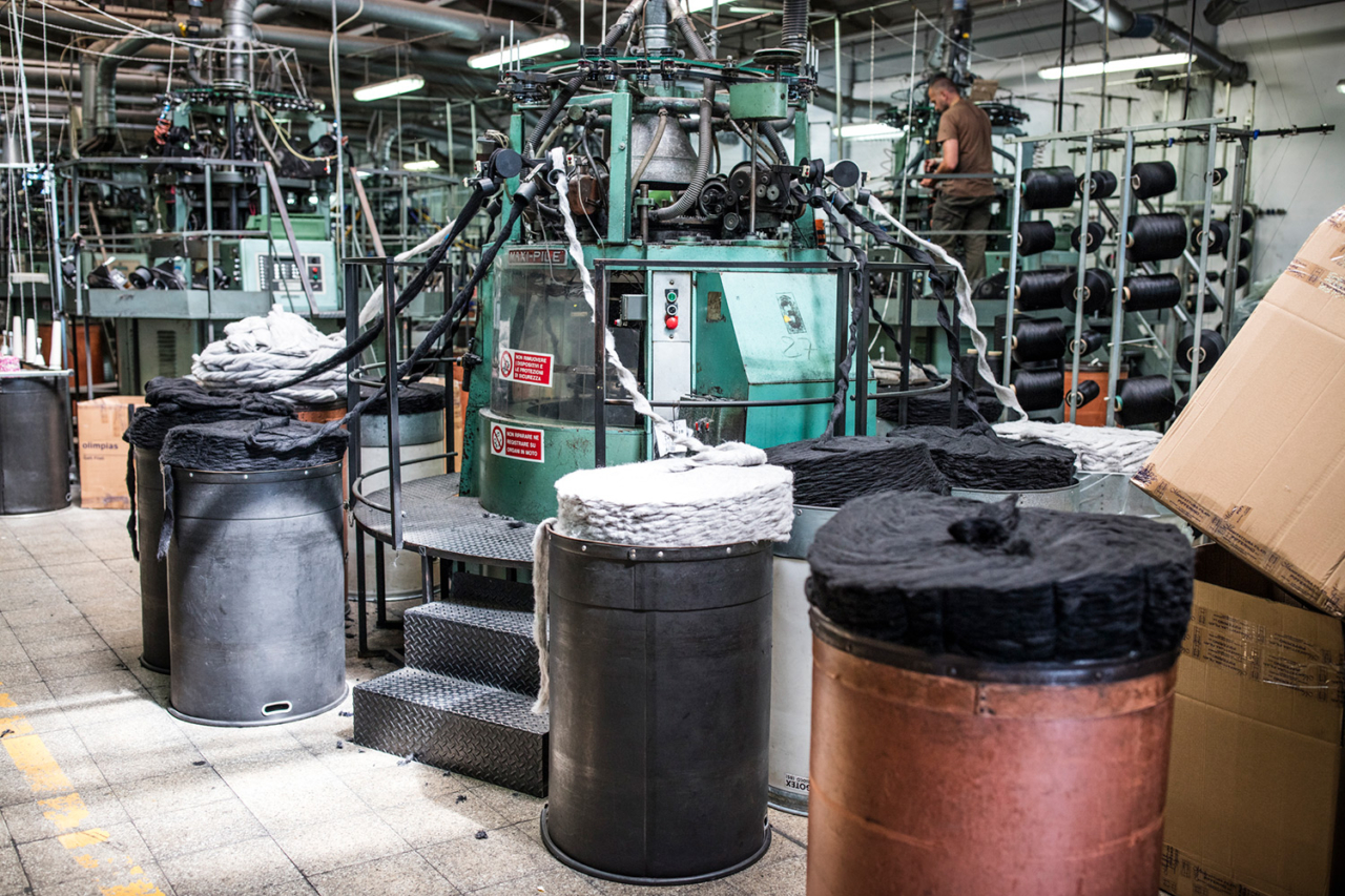 The recycling rate for all textiles was 15.3 percent in 2015, with 2.5 million tons recycled, according to the EPA. What doesn't get recycled ends up in landfills or gets incinerated, which releases emissions and pollutants into our air. Photo: Tim Davis