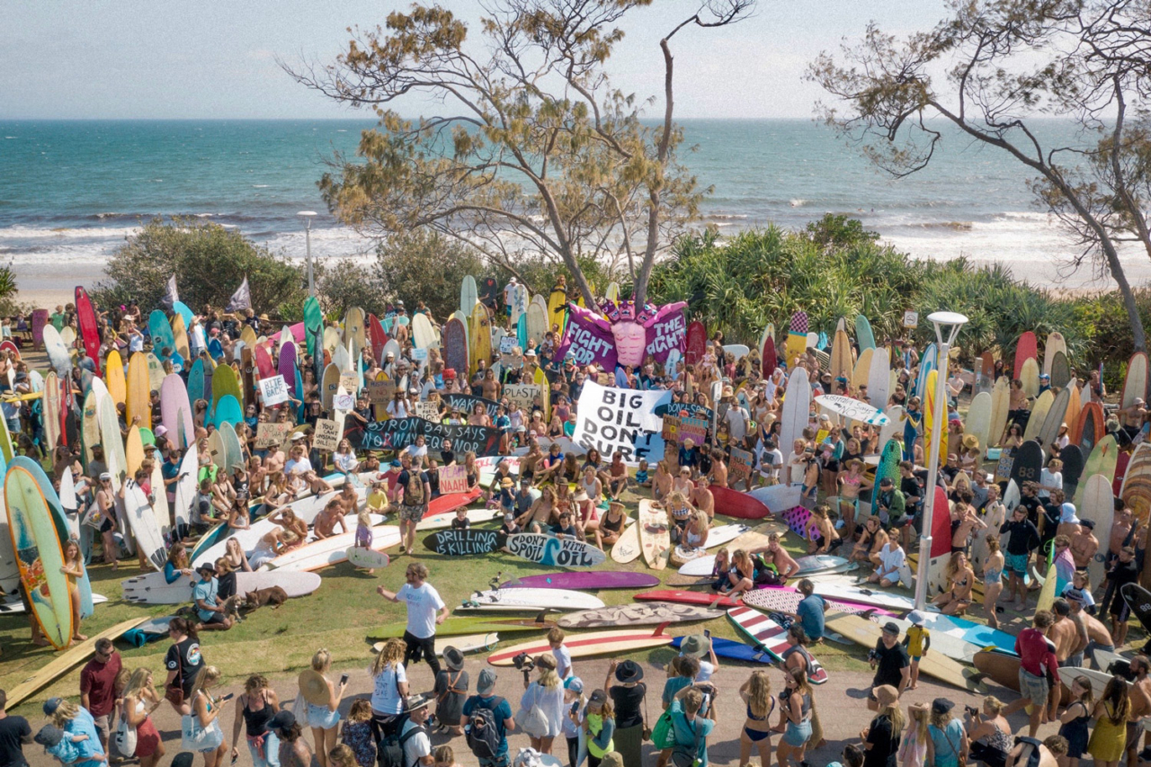 """""""These weren't radical activists; they were coastal communities taking a stand. Most of them had never protested anything before in their lives, and that's why these gatherings were so powerful."""" MATTY HANNON"""