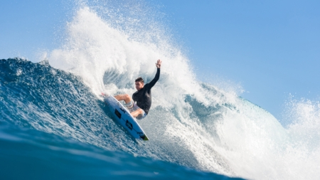 Not Your Average Surf Comp