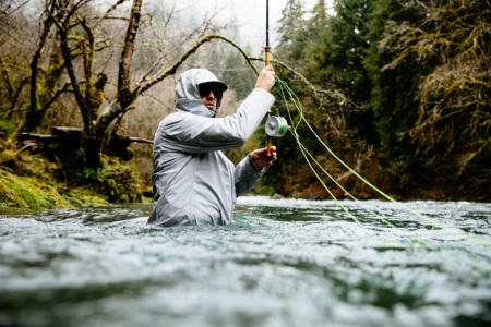 It's All Home Water: Oregon Steelhead