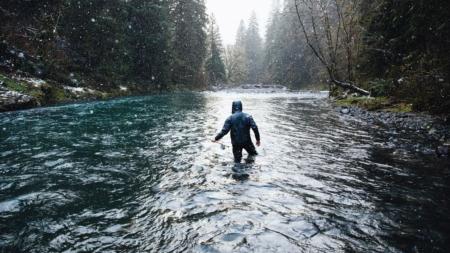 It's All Home Water: Steelhead Green