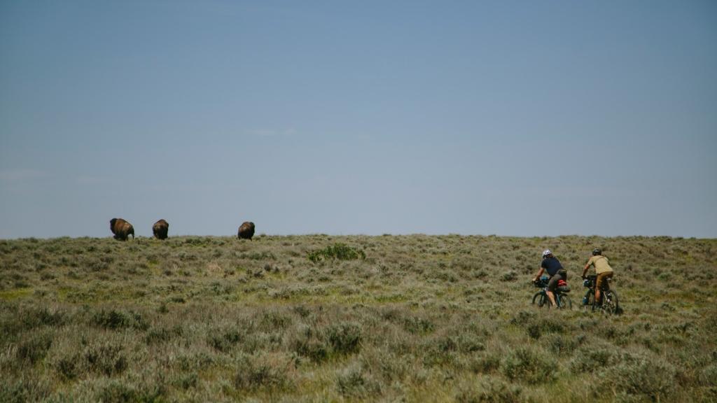 A Pedal Through the Prairie Patagonia