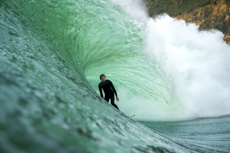 The Environmental Irony of Surfing