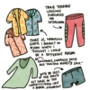 Haunted by Unwanted Clothes