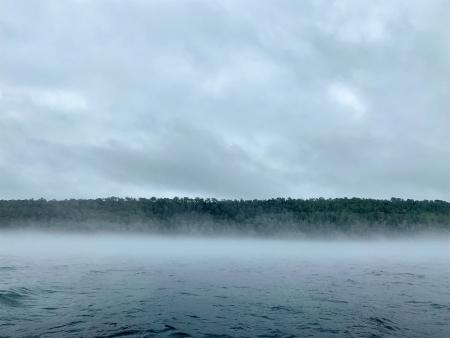 Running the Isle