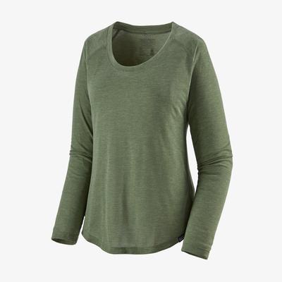 Long-Sleeved Capilene(R) Cool Trail Shirt - Women