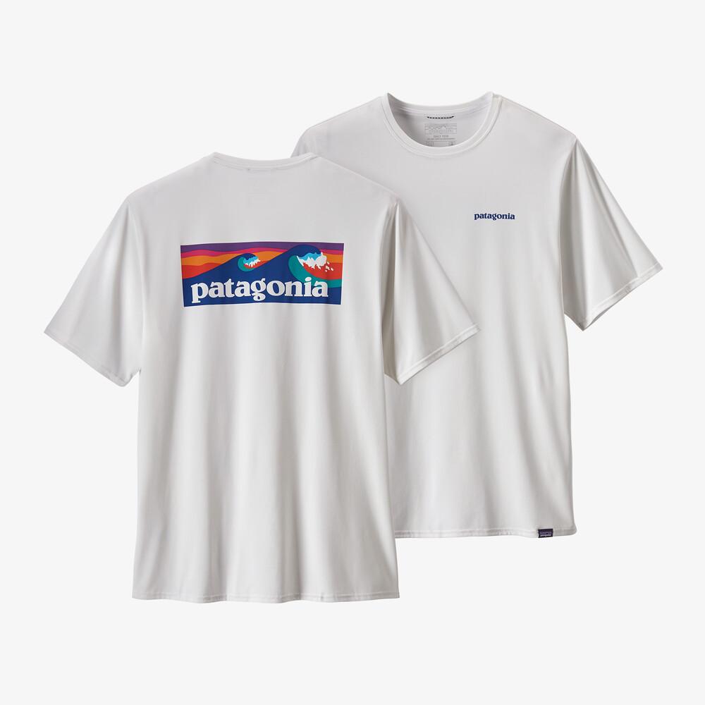 Men's Capilene- Cool Daily Graphic Shirt