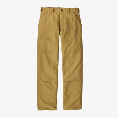 All Seasons Hemp Canvas Double Knee Pants - Regular - Men