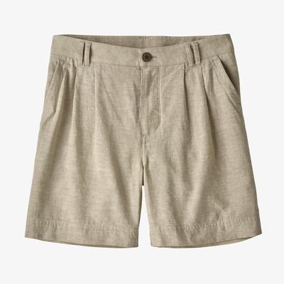"Island Hemp Shorts - 6"" - Women"