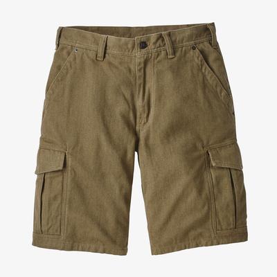 "Iron Forge Hemp(R) Canvas Cargo Shorts - 11"" - Men"
