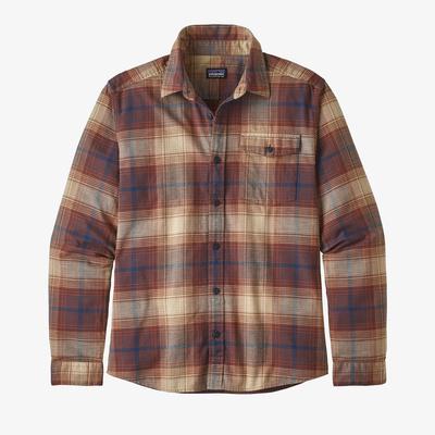 Lightweight Fjord Flannel Shirt - Men