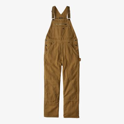 Iron Forge Hemp(R) Canvas Bib Overalls - Short - Men