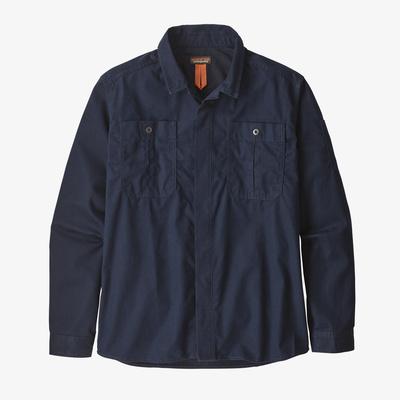 Long-Sleeved Shop Shirt - Men