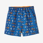 Baby Baggies™ Shorts, Fishies in the Swamp: Bayou Blue (FSBE)