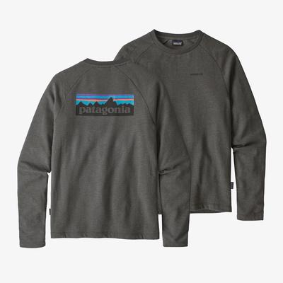 P-6 Logo Lightweight Crew Sweatshirt - Men
