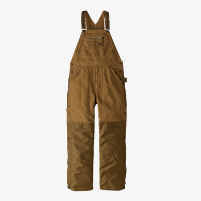 Iron Forge Hemp(R) Canvas Insulated Overalls - Short - Men