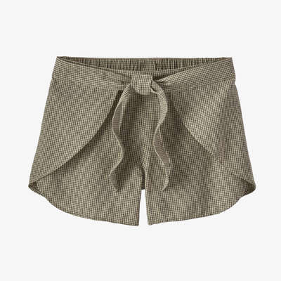 Garden Island Shorts - Women