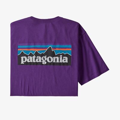 P-6 Logo Organic T-Shirt - Men