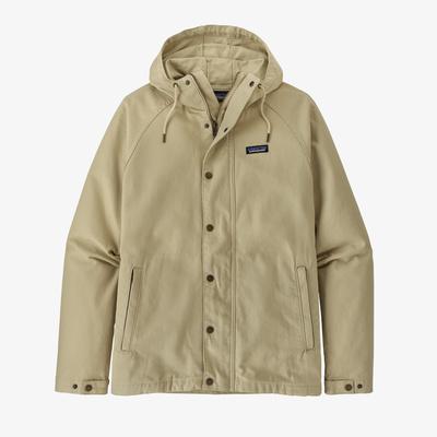 Organic Cotton Canvas Jacket - Men